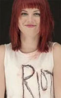 Hayley Williams riot t-shirt