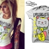 Allison Green: Lucky Cat T-Shirt