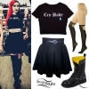 Ash Costello: 'Cry Baby' Tee