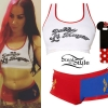 Ash Costello: Daddy's Lil Monster Bralet