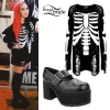 Ash Costello: Platform Mary Jane Shoes