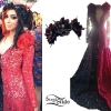 Ash Costello: Golden Gods Awards Outfit