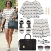 Demi Lovato: Cape Dress, Lace-Up Boots