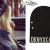 Ellie Goulding: DKNY x Cara Beanie