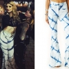Juliet Simms: Tie Dye Bell Bottoms