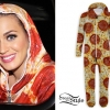 Katy Perry: Pepperoni Pizza Onesie