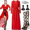 Katy Perry: H&M Holiday 2015 Outfits
