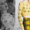 Katy Perry: Shrek Print Sweater