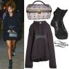 Rihanna: Oversize Hoodie, Train Case