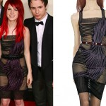 Hayley Williams: 2008 Grammy Awards Dress