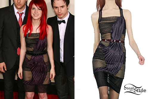 Hayley Williams: 2008 Grammy Awards Dress