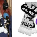 Hayley Williams: Scumlife Scarf