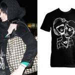 Ashlee Simpson: Sweet Neck T-Shirt