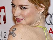 Alexandra Breckenridge Tattoos