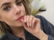 Ashley Benson's Tattoos