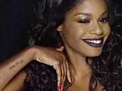 Azealia Banks Tattoos