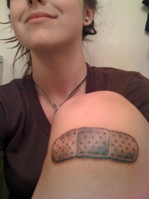 Sierra Kusterbeck 39s Tattoos