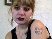 Bethany Cosentino Tattoos