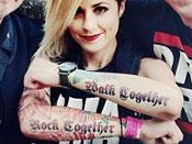 Carah Faye Charnow Tattoos