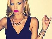 Chanel West Coast Tattoos