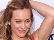 Hilary Duff Tattoos