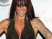 Jodie Marsh Tattoos