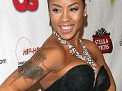 Keyshia Cole Tattoos