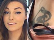 Marzia Bisognin Tattoos