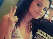 Selena Gomez's Tattoo