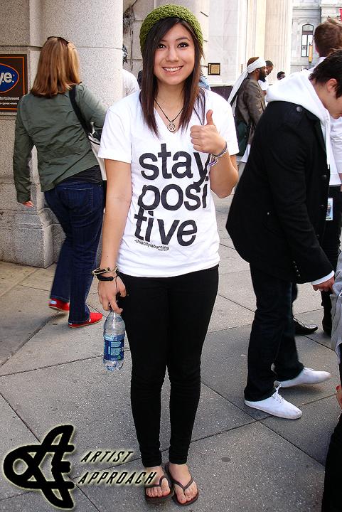 FC: Jess Bowen) Hello, I'm Alessia, and I'm 18 years old. I'm a ...