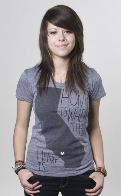 tay jardine california tee steal her style