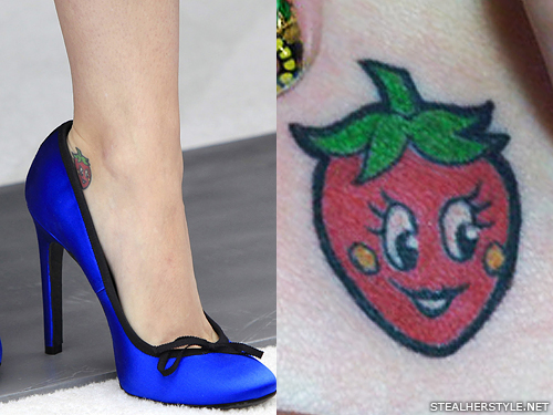 Katy Perry\'s Tattoos & Meanings | Steal Her Style