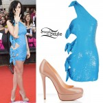 Katy Perry: Much Music Awards Dress