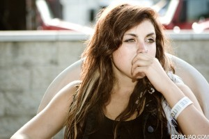 Sierra Kusterbeck Lady Gaga Wristband Steal Her Style