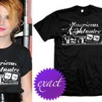 Hayley Williams: American Nightmare T-Shirt