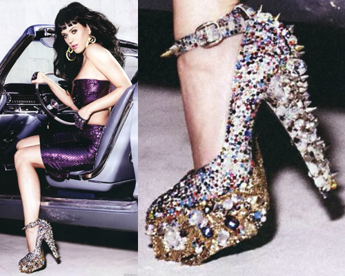 Katy Perry's Fashion, ... Katy Perry Shoes