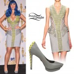 Katy Perry: 2010 MTV Movie Awards Outfit