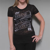 HK Army Rebab Is For Quitters T-Shirt