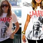 Brandi Cyrus: SMHP Indian Tee