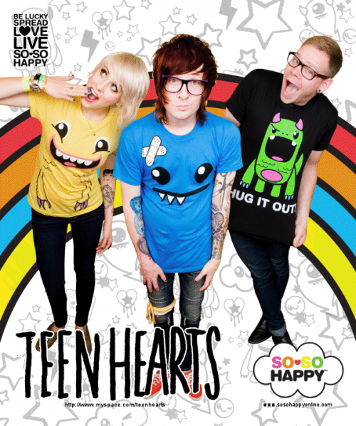 Hearts And Teen 55
