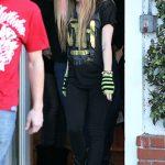 Avril Lavigne: WTH Tee, Leggings, Dr Martens