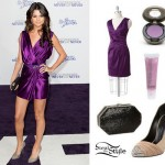 Selena Gomez at the 'Justin Bieber: Never Say Never' Los Angeles Premiere on February 8, 2010