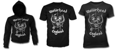 Motorhead merchandise