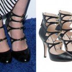 Hayley Williams: Miu Miu Strappy Heels