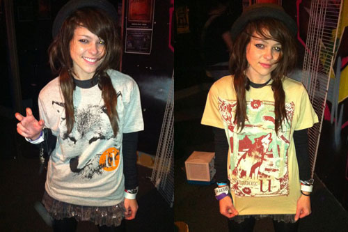 Cady Groves for Stay ü Apparel