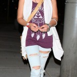 Emily Osment wearing Jawbreaking