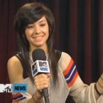 Christina Grimmie on MTV