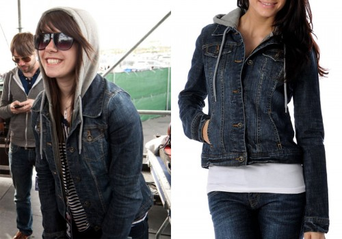 Tay Jardine denim jacket