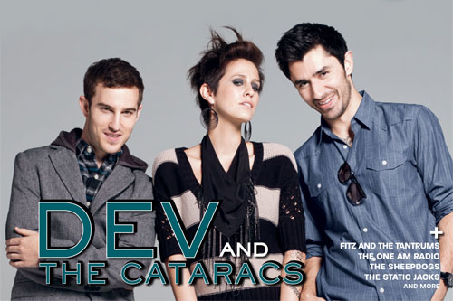 Dev and the Cataracs