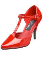 Pleaser Women's Vanity-415 D'Orsay Pump